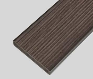 universal fence system brush - dark brown